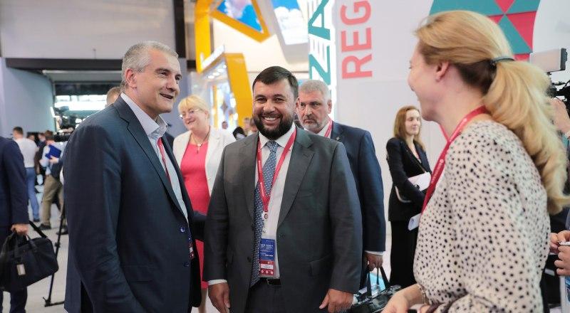 Участие в мероприятиях такого уровня даёт возможность наладить деловые контакты с представителями других российских регионов и зарубежными делегатами.