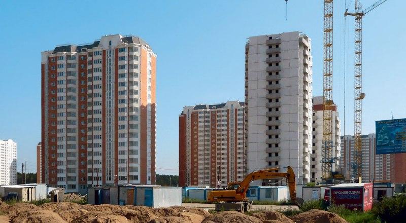 В российских условиях Крым переживает строительный «бум».