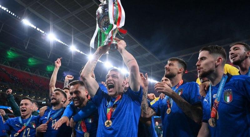 Победители Евро-2020.