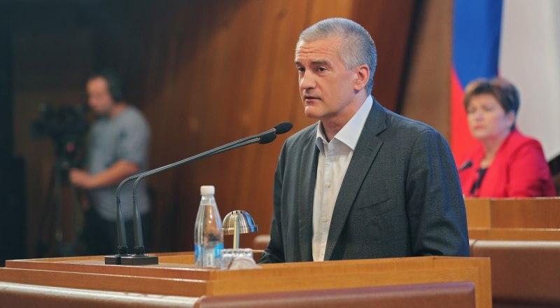 Глава республики поблагодарил депутатов за проделанную работу.