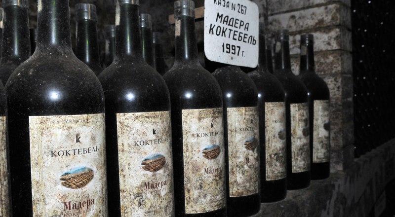 Продукция винзавода «Коктебель» пользуется спросом далеко за пределами Крыма.