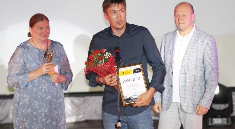 Гран-при и диплом получает герой фильма «Реанимация» Алексей Завальский.