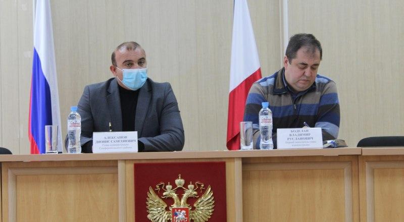 Фото пресс-службы администрации Симферопольского района