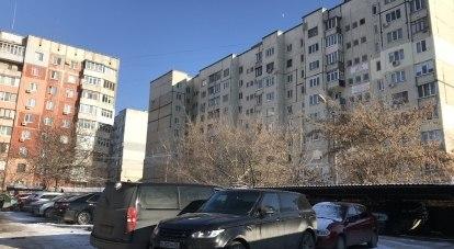 На месте парковки может вырасти многоэтажка.