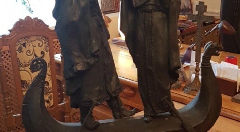 Памятник святым Петру и Февронии завтра откроют в Симферополе.
