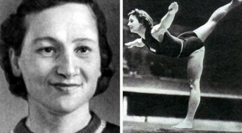 Вот такой она была в жизни и выступая на любимом бревне, «наша Маша», как любя, крымчане называли олимпийскую чемпионку Марию Гороховскую.