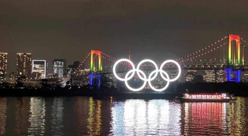 Сохранятся ли олимпийские кольца в Токио до конца июля 2021 года?