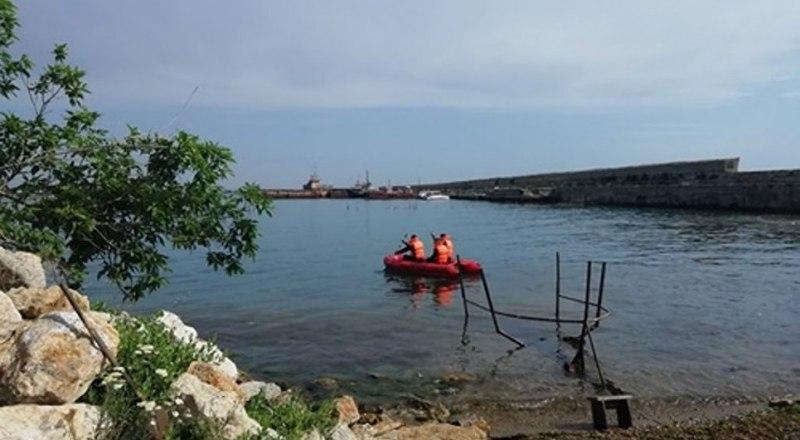 Фото пресс-службы МЧС по Республике Крым.