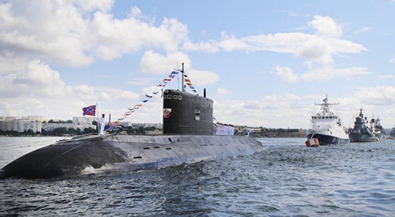 Фото: пресс-служба Черноморского флота
