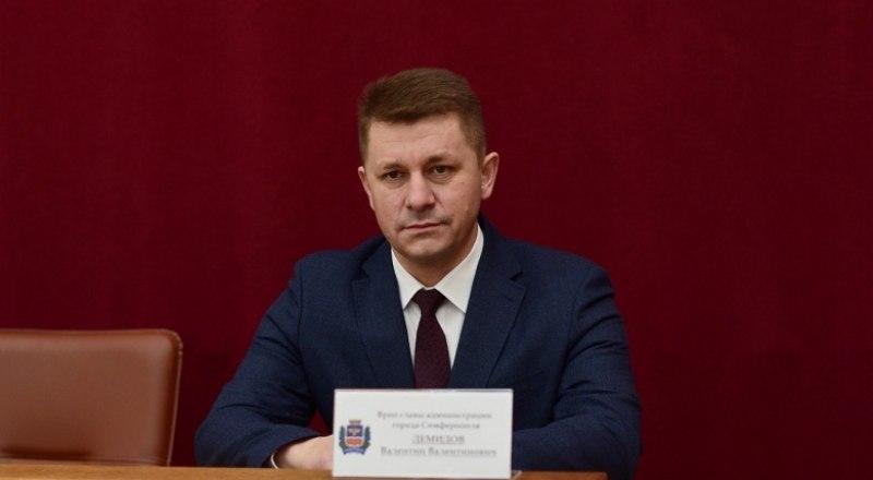 Валентин Демидов.