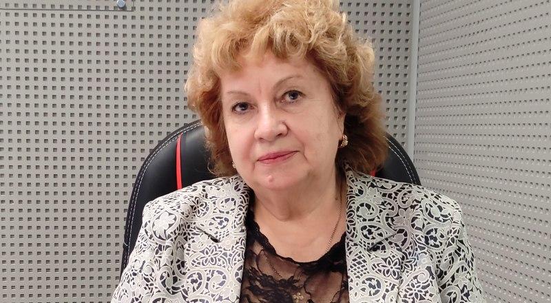 Татьяна Любецкая.