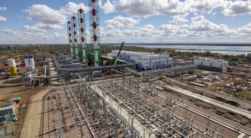 В отличие от других строящихся станций, Сакская ТЭЦ будет генерировать не только электрическую, но и тепловую энергию.
