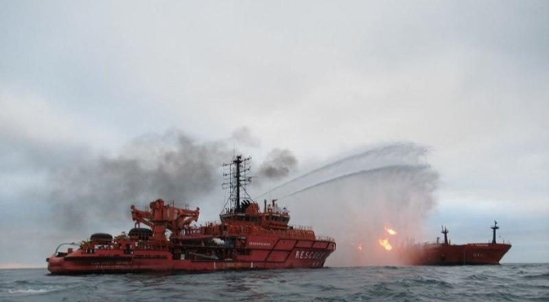 Фото пресс-службы Морской спасательной службы