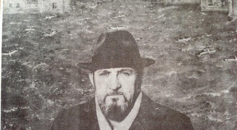 Жорж Матрунецкий.
