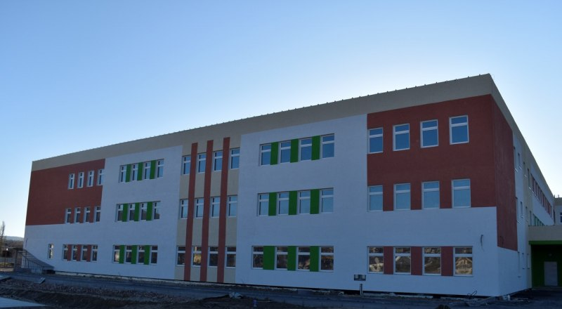 Фото: пресс-служба Министерства строительства и архитектуры РК