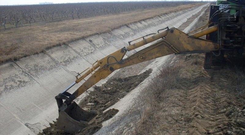 Фото пресс-службы Государственного комитета по водному хозяйству и мелиорации Республики Крым
