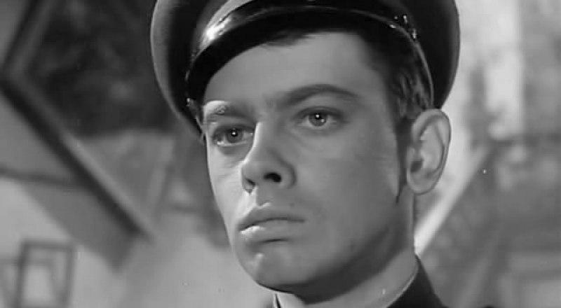 Александр Демьяненко в фильме «Мир входящему», 1961 год.