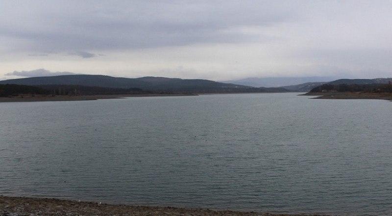 Невооружённым глазом очевидно, что уровень запаса воды в водохранилищах увеличился.