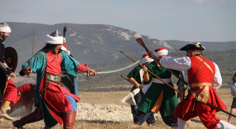 По зрелищности КВИФ превосходит все фестивали в Крыму.