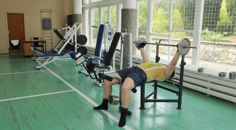 Заниматься спортом будет полезно не только для здоровья, но и для кошелька. Фото Александра Кадникова.