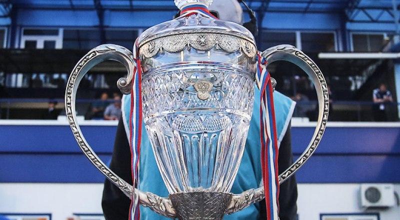 Вот такой он, Кубок России по футболу, который сейчас находится в коллекции наград санкт-петербургского «Зенита».