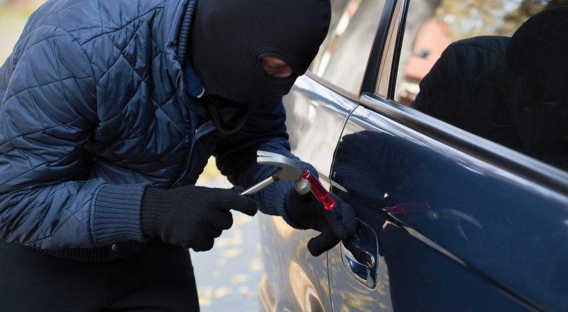 Машины стали очень популярными у преступников на прошедшей неделе.