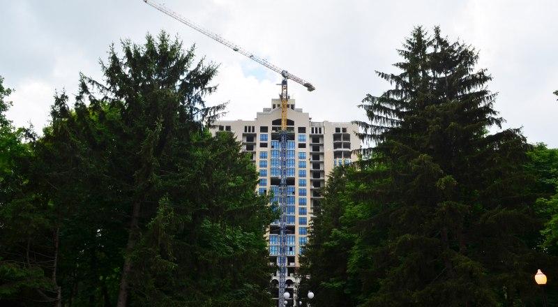 Парк Мира изменится в лучшую сторону. Фото Александра Кадникова.