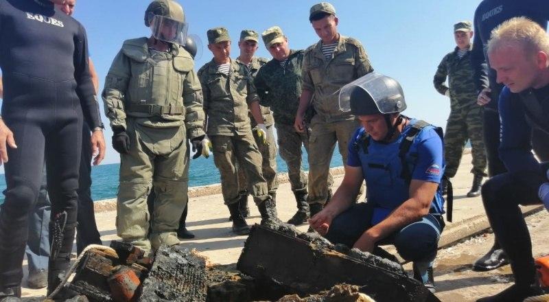 фото пресс-службы МЧС по Республике Крым