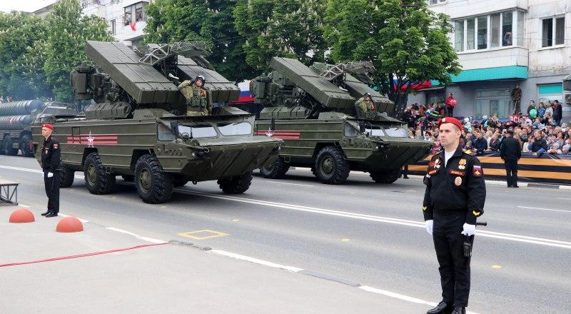 Парад Победы в Симферополе состоится.