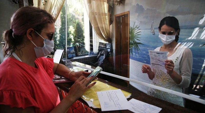 В севастопольские гостиницы теперь селят только привитых от коронавируса.