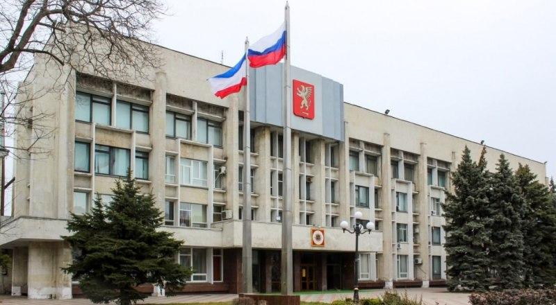 Здание администрации города Керчь.