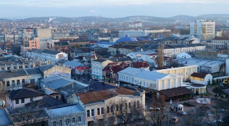 По Симферополю и другим городам Крыма делаются отдельные прогнозы.