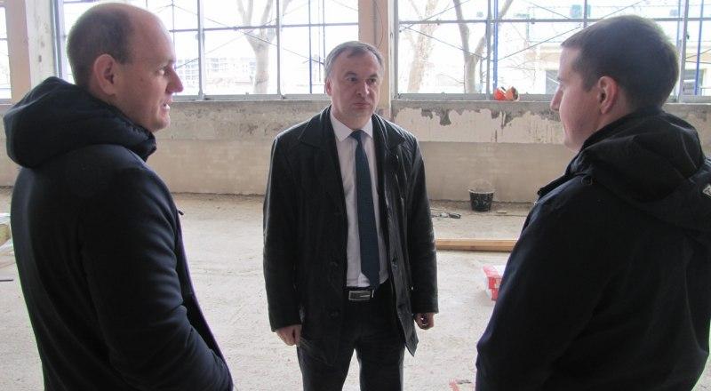 Фото: пресс-служба Министерства спорта РК