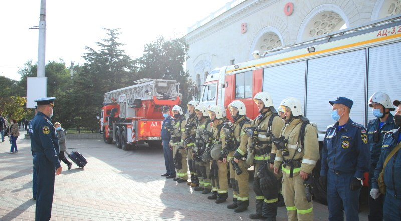 Фото пресс-службы МЧС по РК.