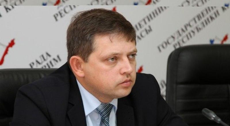 Заместитель Председателя ГС РК, руководитель фракции «Единая Россия» Владимир Бобков
