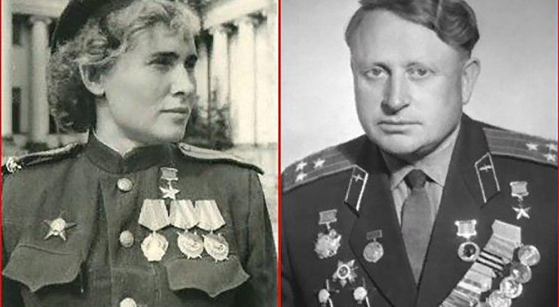 Тамара и Владимир Константиновы.