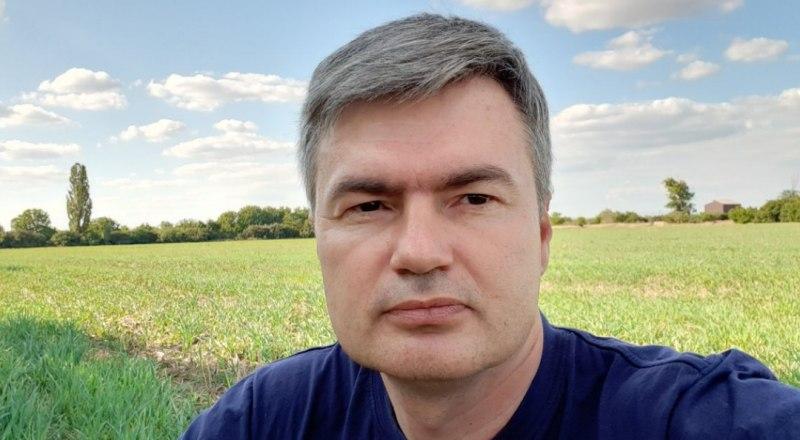 Дмитрий Потанин.