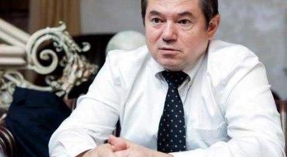 Сергей Глазьев.