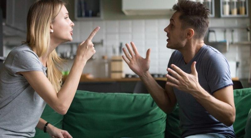 Горячие семейные страсти могут довести до уголовщины.