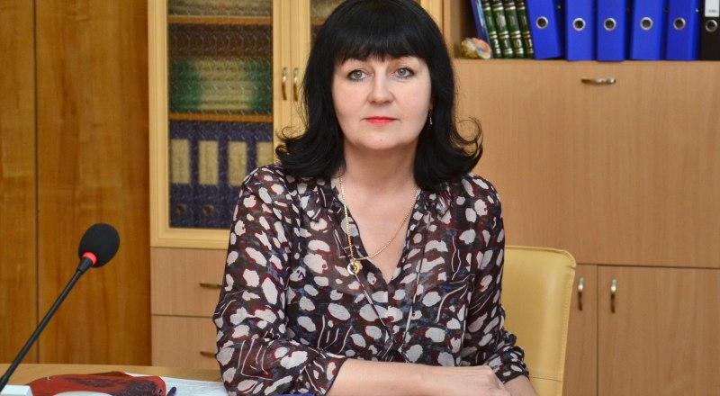 Валентина Лаврик.
