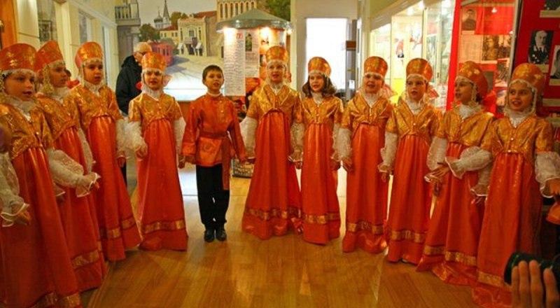 Фото Симферопольской детской школы искусств.