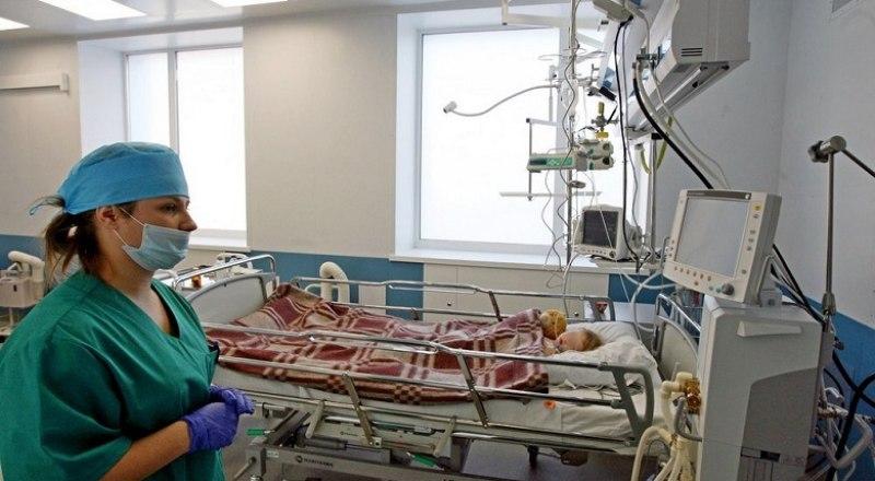 В больницах Крыма не хватает мест для всех детей с паллиативным статусом. Фото Ильи Изотова.