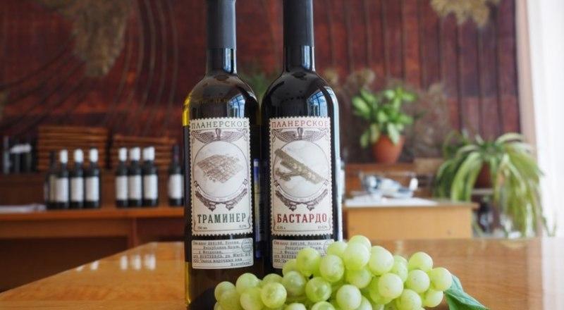 Фото пресс-службы ООО «Завод марочных вин «Коктебель».