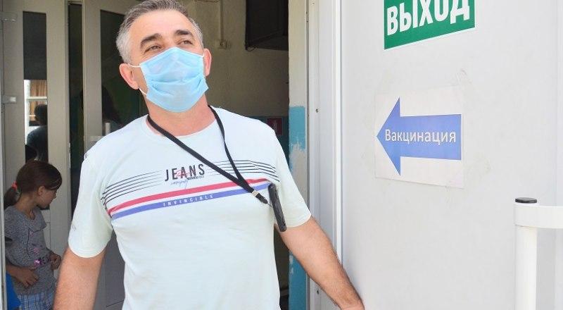 Ревакцинацию от коронавируса можно пройти в любом прививочном пункте. Фото: Анны Кадниковой