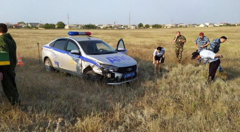 Пресс-служба МВД по Республике Крым