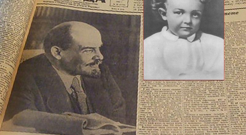 Володя Ульянов - пройдёт немного времени и о нём заговорят все. А 65 лет назад «Крымская правда» писала, что «Ленинизм живёт и побеждает».