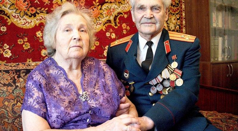 Иван и Надежда Согоновы - их связывала настоящая любовь.