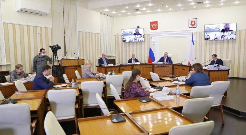 Заседание Совмина прошло в режиме видеоконференцсвязи.