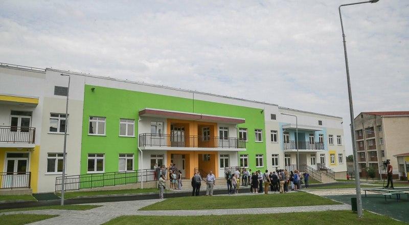 В ближайшие три года деньги на строительство детских садов в Крыму будут по-прежнему выделяться из федерального бюджета.