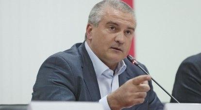 Глава Крыма остался недоволен пассивностью местных властей и пригрозил организационными выводами.